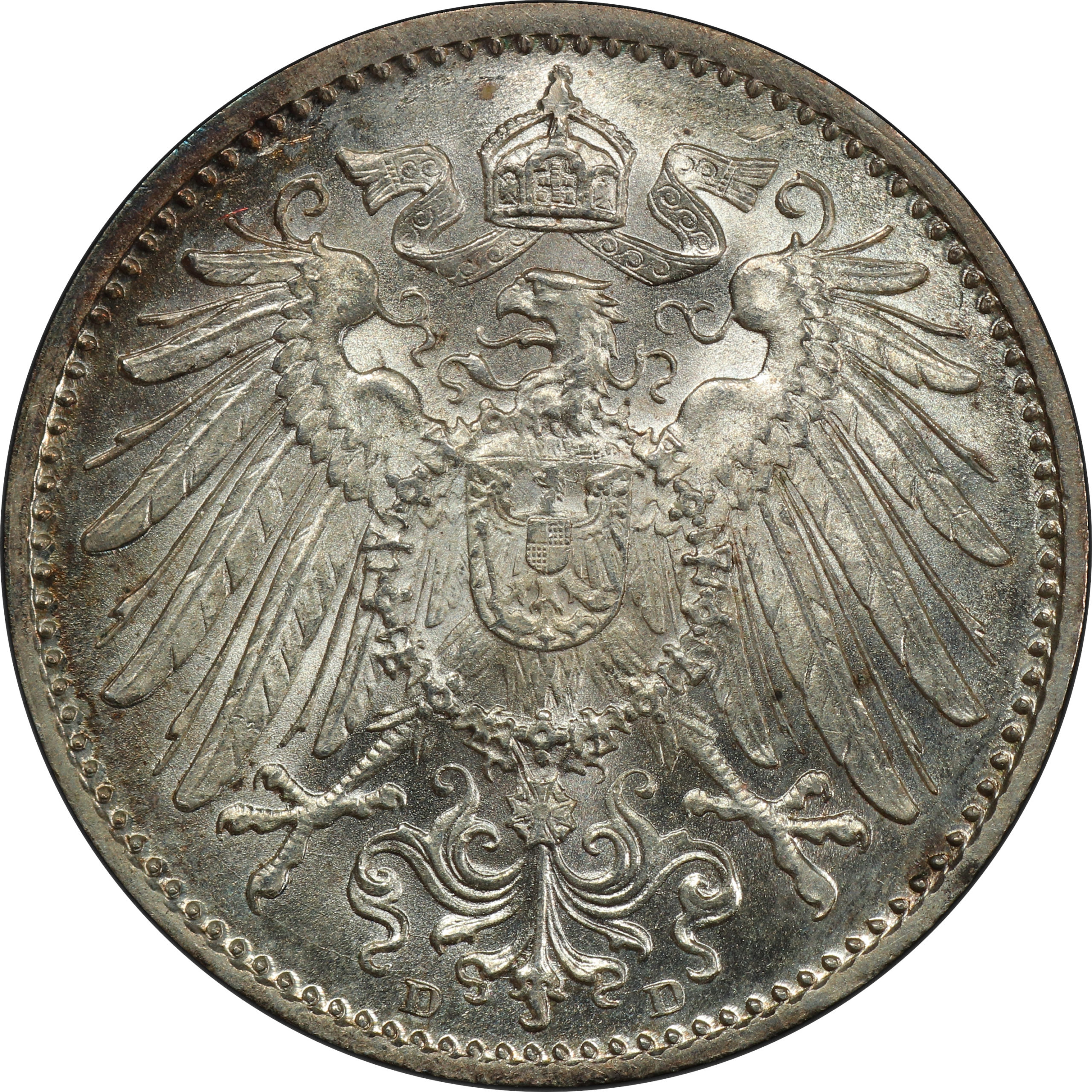 Coins of German Empire on GermanCoins.com