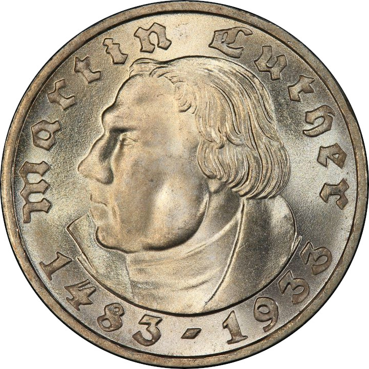 Coins of Nazi Germany on GermanCoins.com