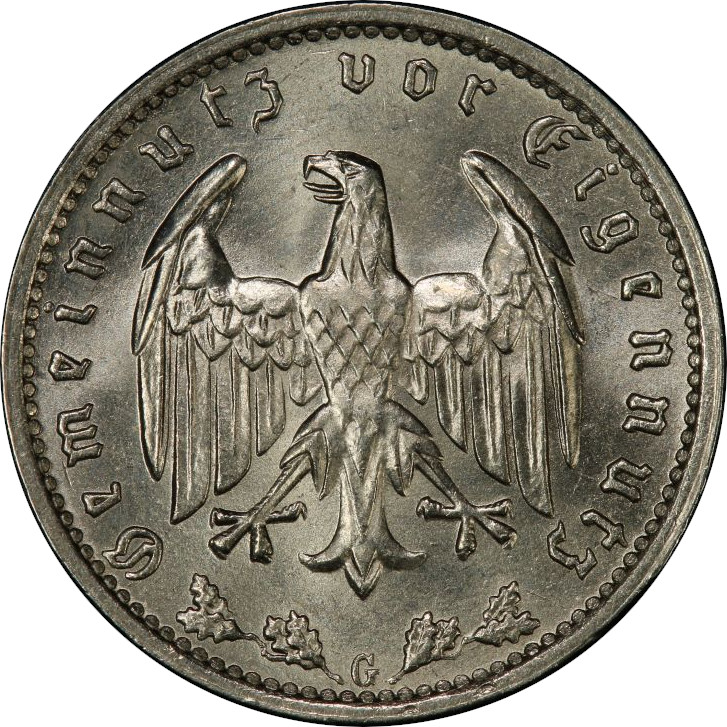 Coins of Nazi Germany in Bulk on GermanCoins.com