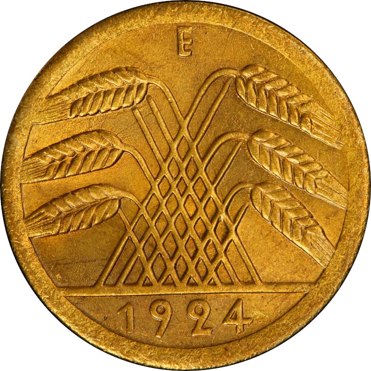 Coins of Weimar Germany on GermanCoins.com
