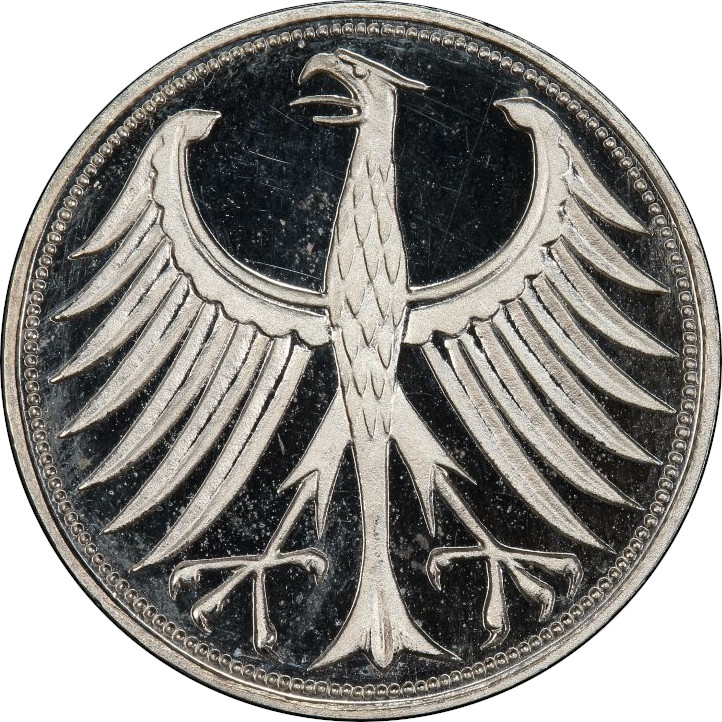 Coins of West Germany on GermanCoins.com