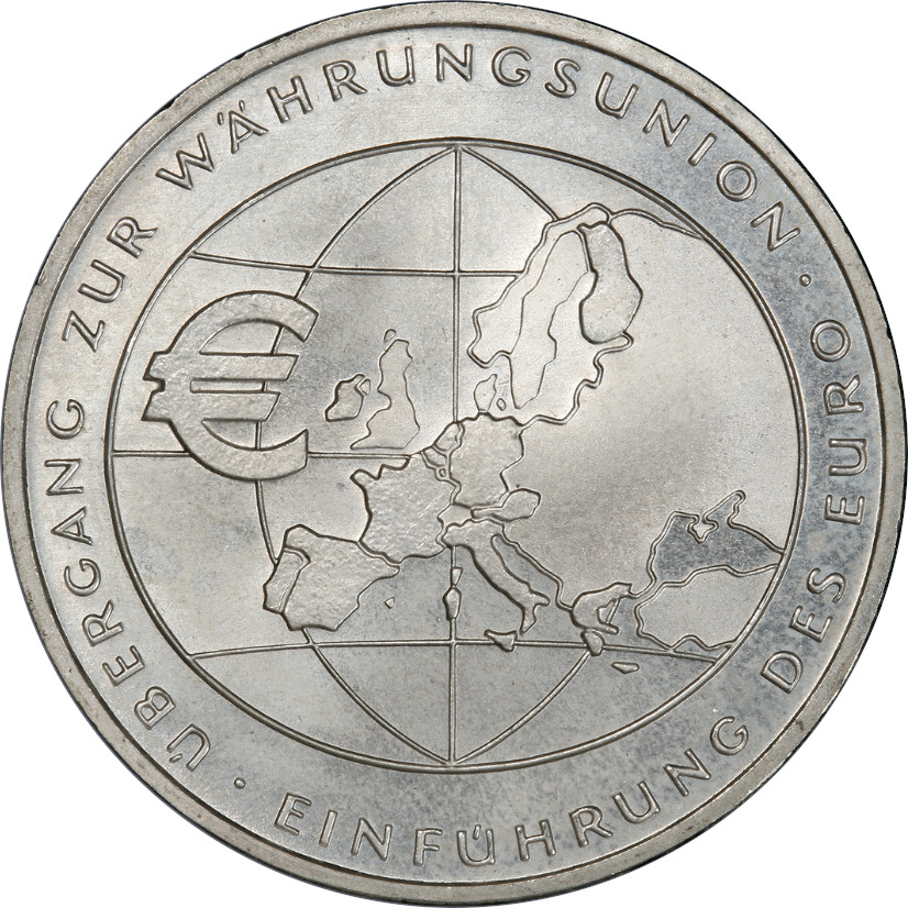 Coins of Unified Germany on GermanCoins.com