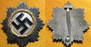 German Gold Cross, Heavy Version